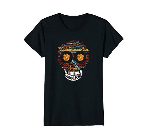 Day of the Dead Tee -  Click image to see all T-Shirt Options