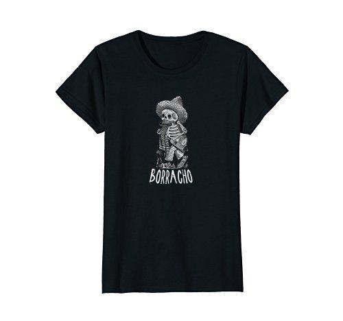 El Borracho Calavera - Click image to see all T-Shirt options