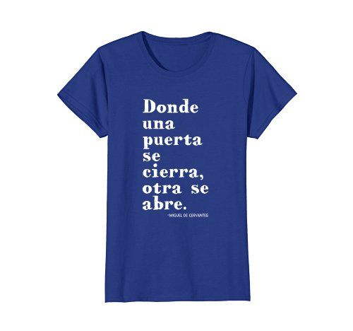 Don Quixote Puerta Tee - Click image to see all shirt options