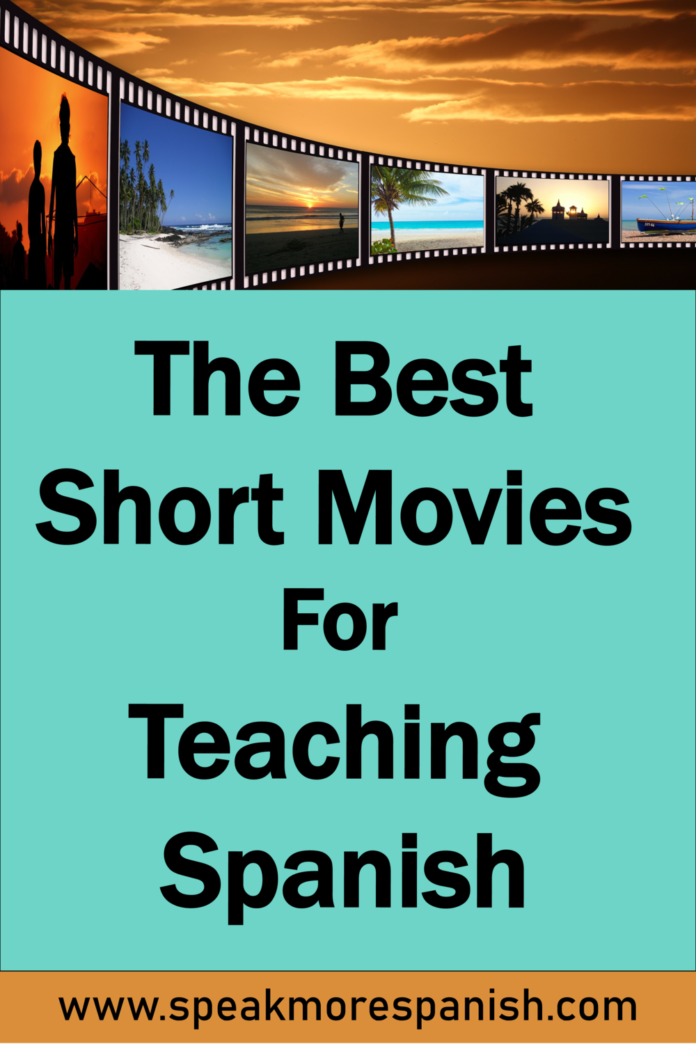 spanish short movies for class
