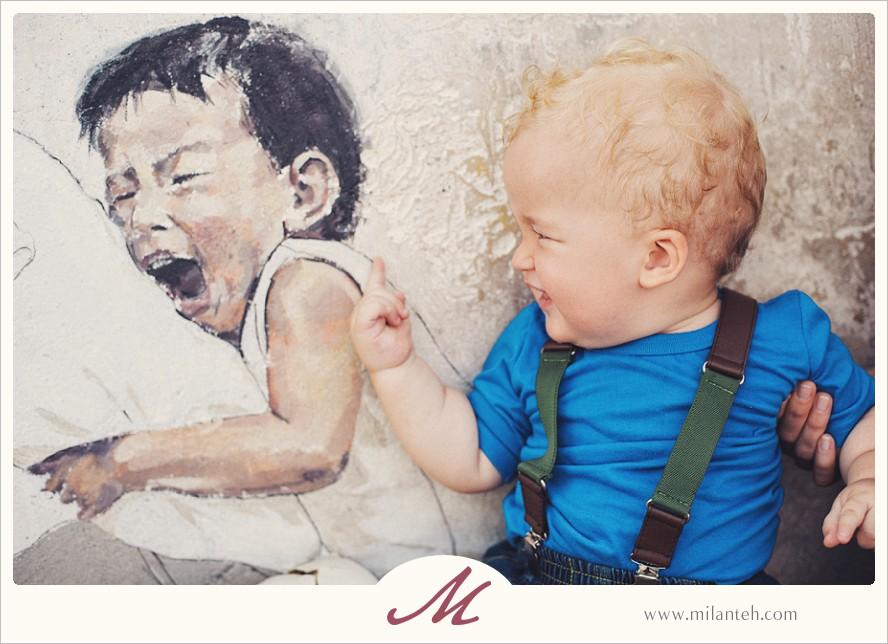 Penang baby photography