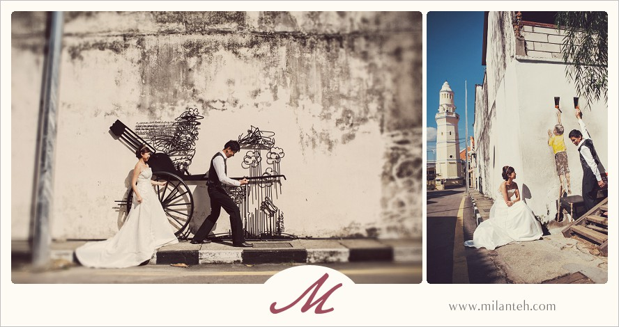 wedding-photo-with-street-art-penang