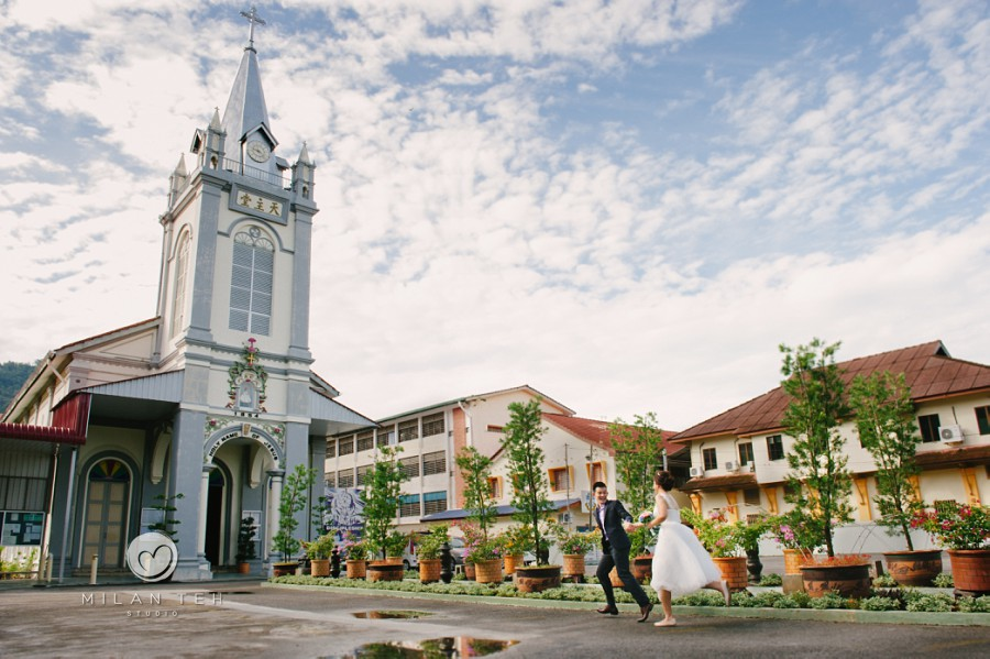 penang-church-prewedding-photo