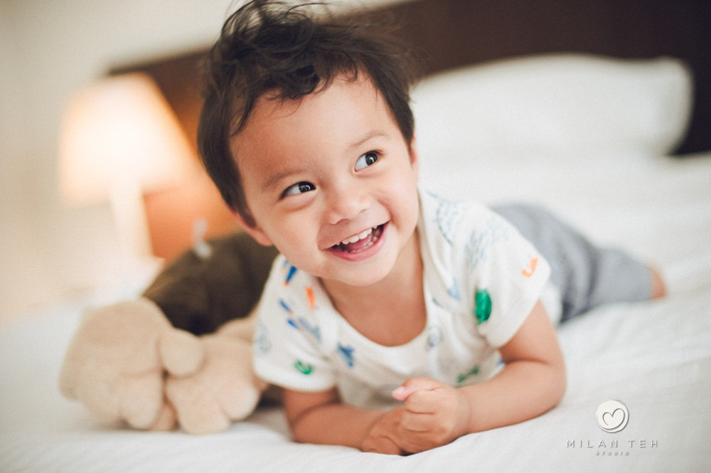 lifestyle baby photo in penang