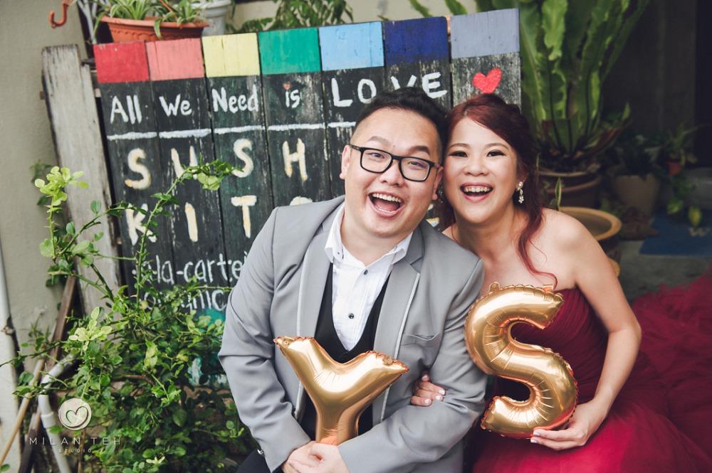 pre wedding in georgetown penang