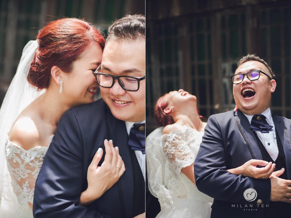 natural wedding photo penang