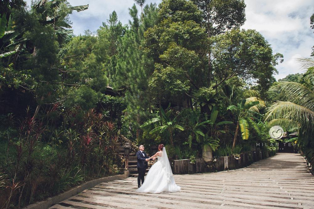 fig tree hill resort penang wedding