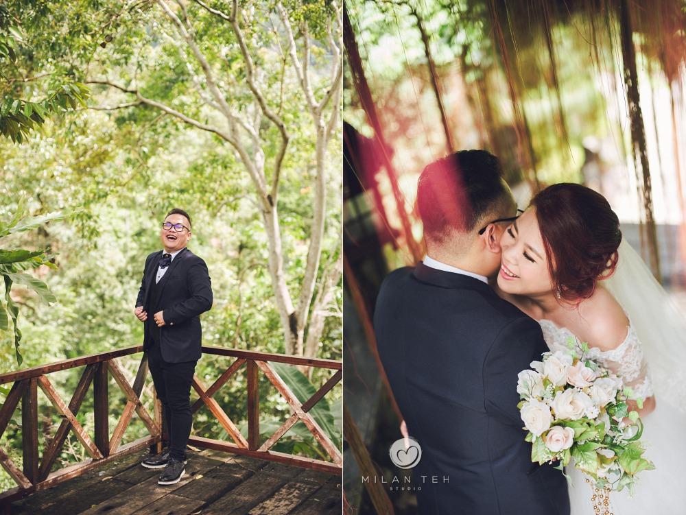 fig tree hill resort wedding photo penang