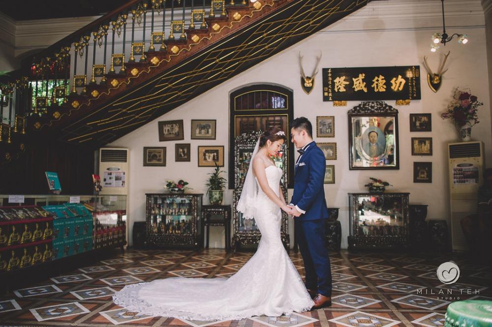 pinang peranakan mansion prewedding