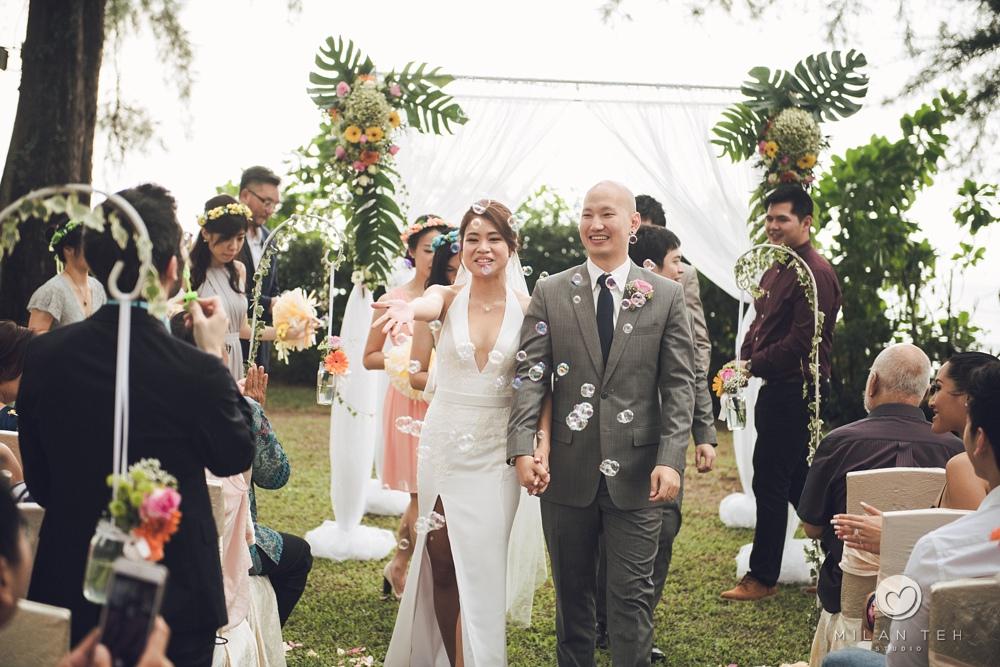 garden wedding penang lone pine hotel