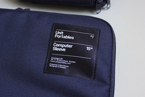 unit portables laptop bag