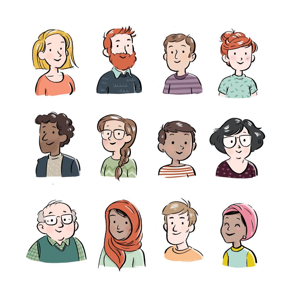 Family diversity for Wajo!