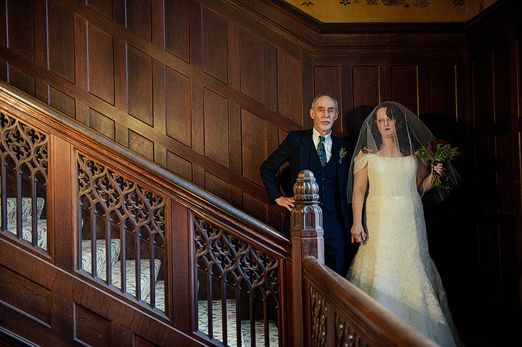 Celtic Wedding at Waveny House