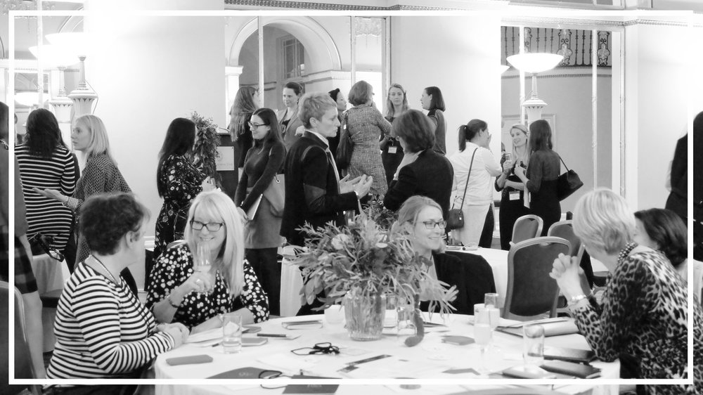 Women at Isabella Forum London 2016 - Lansdowne Club, Mayfair
