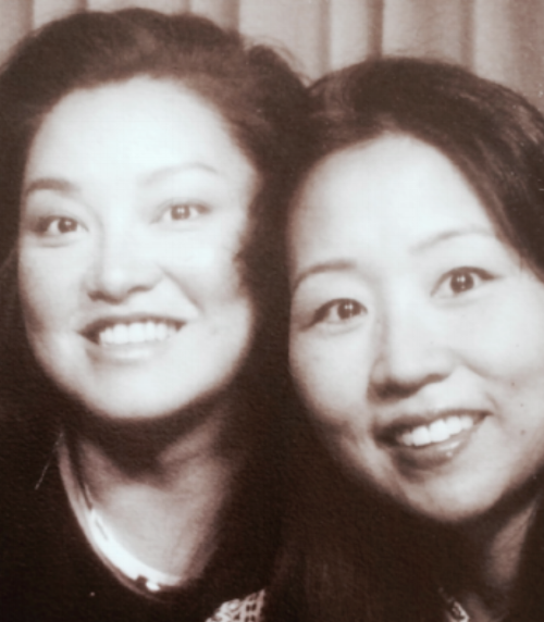 GRACE MAA (l); JENNIE BYUN (r) - Co-Founders of London 2016 Forum