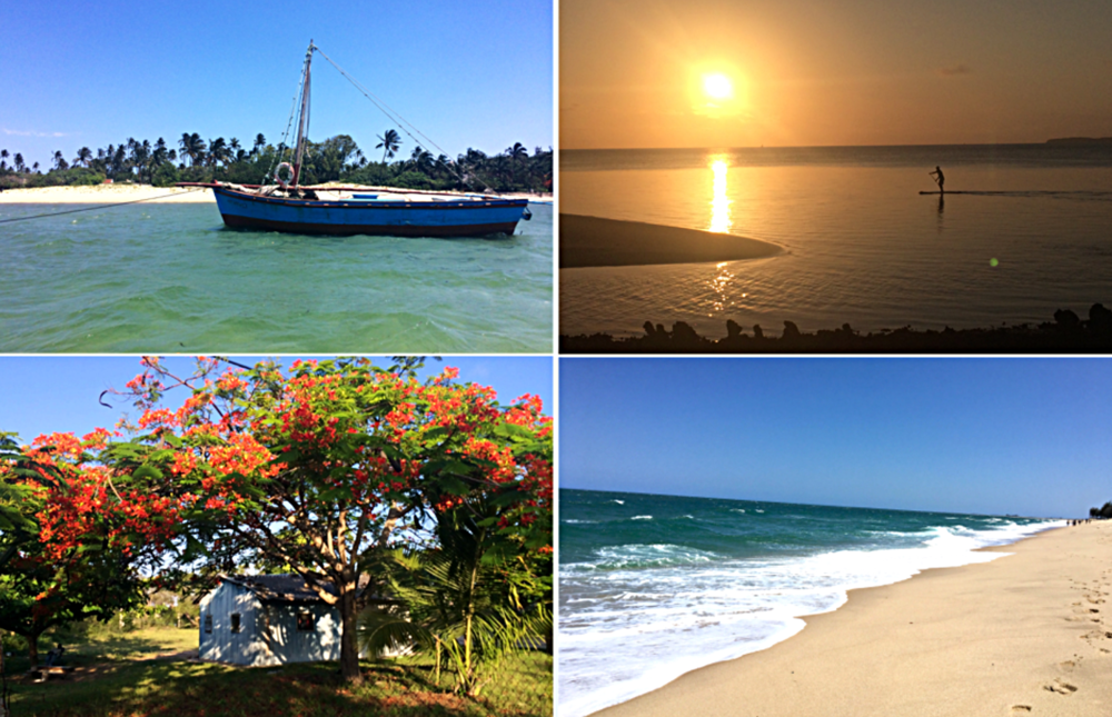 INHACA:a stunning oasis on the East African coast -
