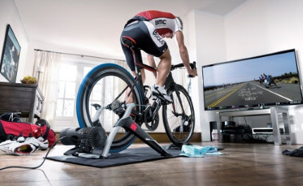 The Ironman Smart Trainer (T2060) is compatible with various open third party software platforms, as well as the free Tacx software,