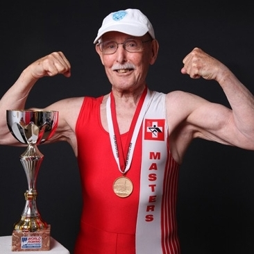 Successful ageing requires work, diet and exercise - by Dr Charles Eugster
