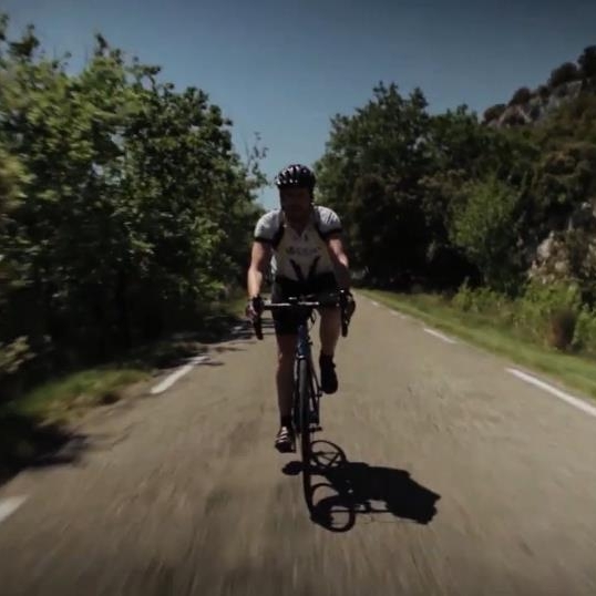 783 Miles, 16 Days, 1 Dream - from Brighouse To Cannes LE TOUR DE TAN. - by Christopher brisley