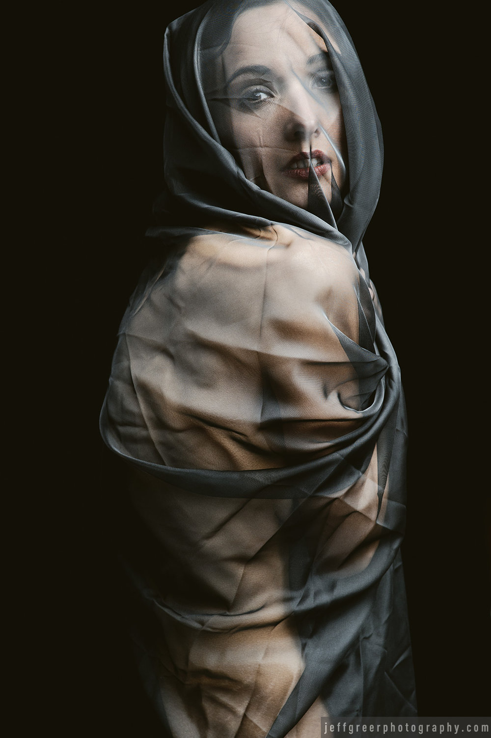 Veiled Portrait