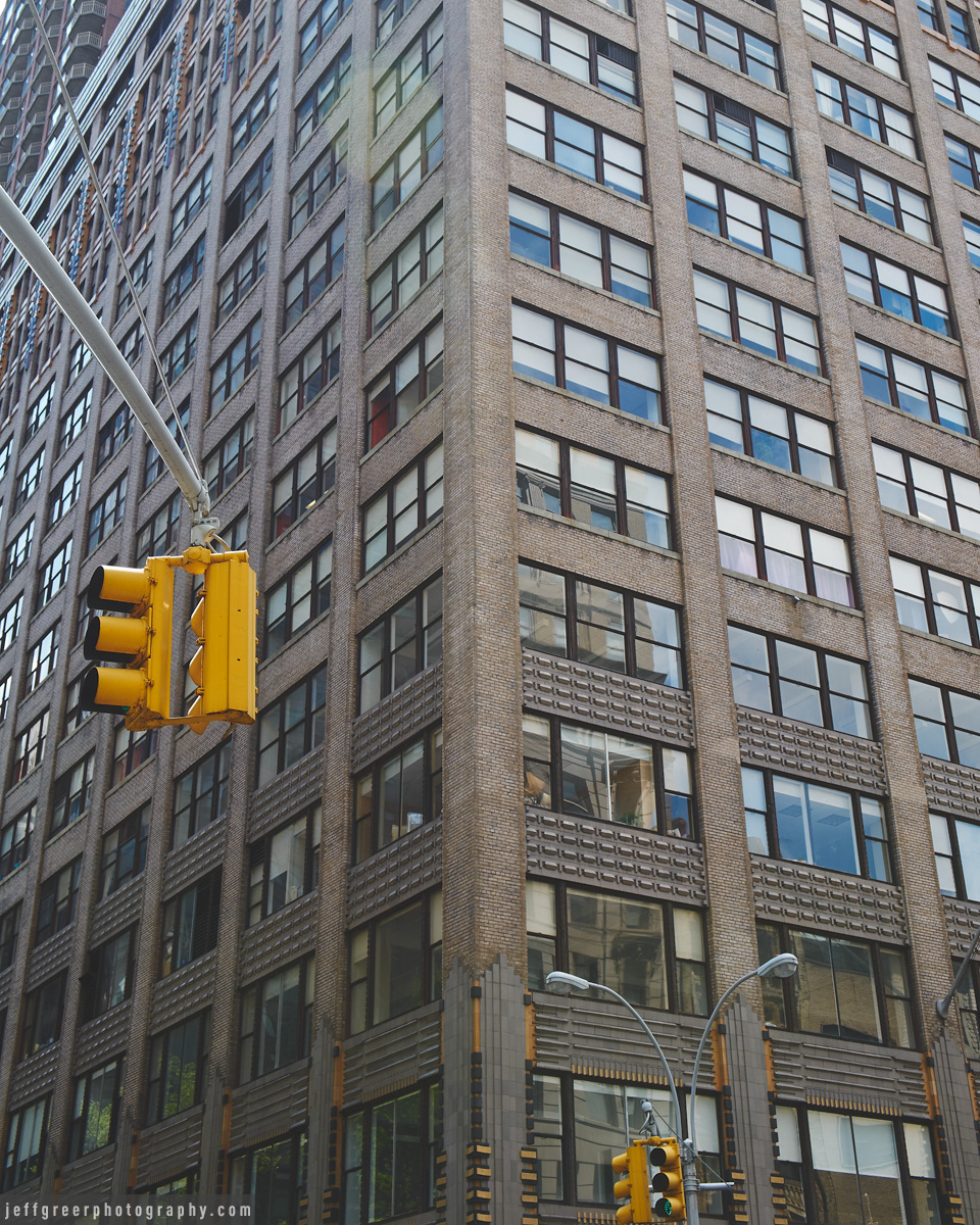 Intersection, Manhattan
