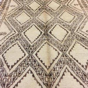 Vintage Beni Ouarain Carpets
