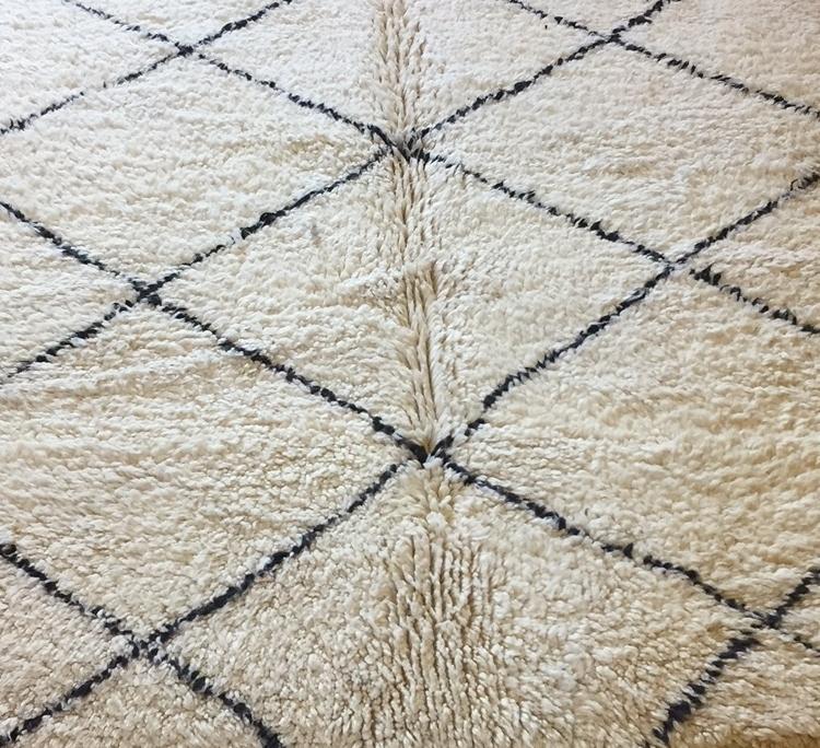 Bespoke Beni Ouarain Carpets