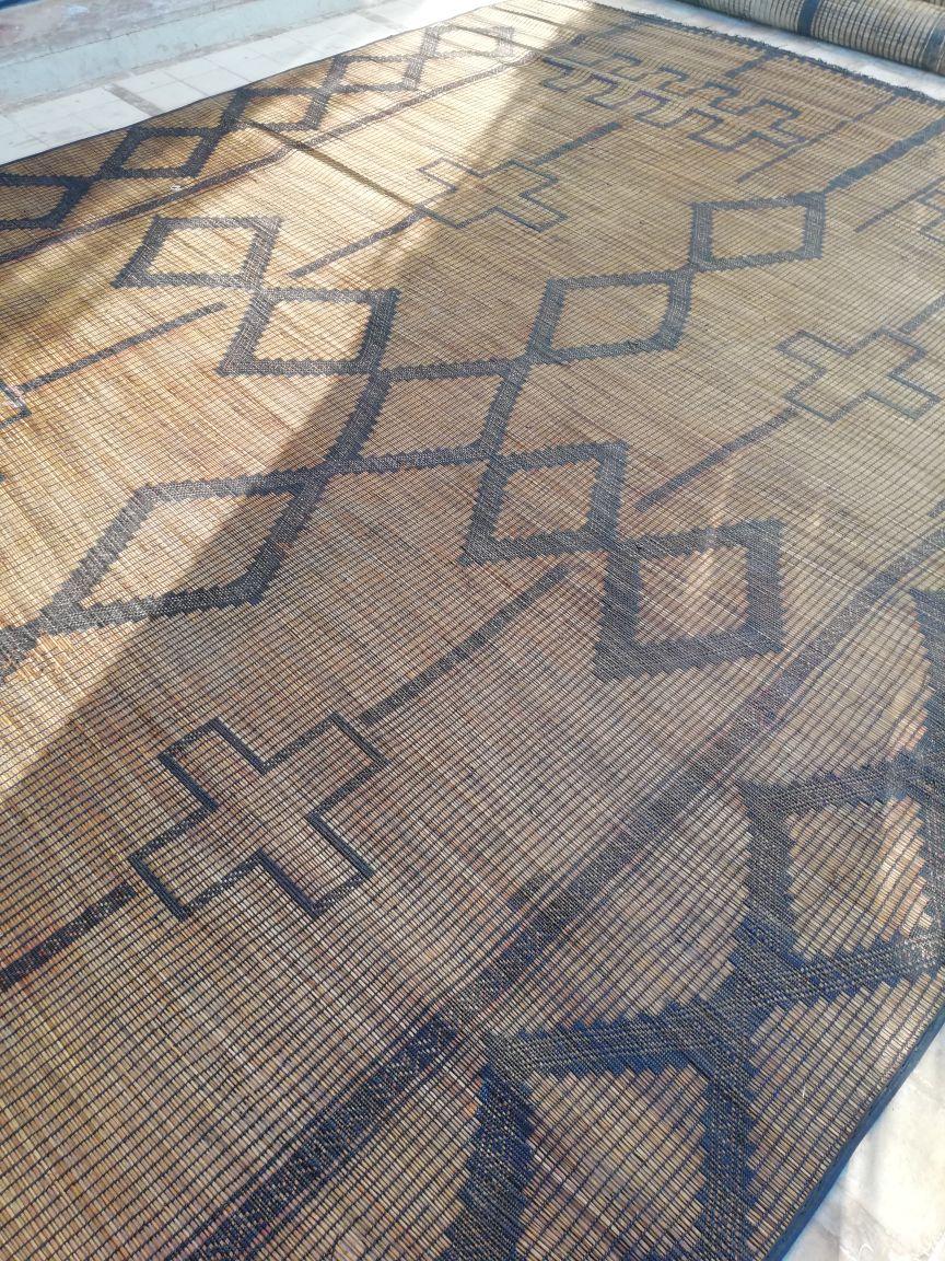 Mauritanian Tuareg Mat  Moroccan Berber Carpets6.jpg
