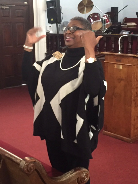 Wanda Howard Battle - Dexter Street Baptist Church.JPG