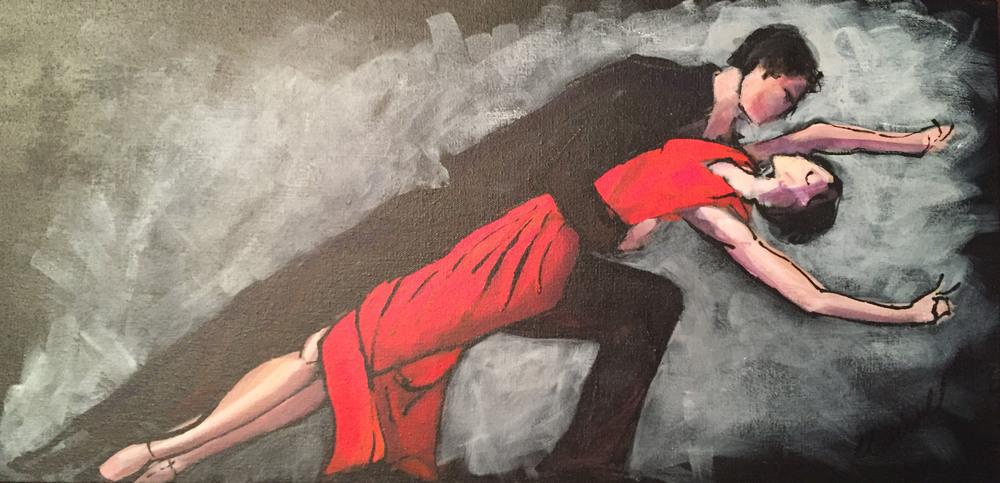 Tango Inclinada