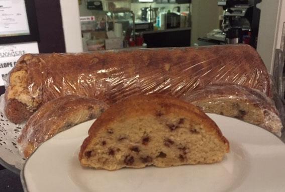 Cinnamon Crunch Cake