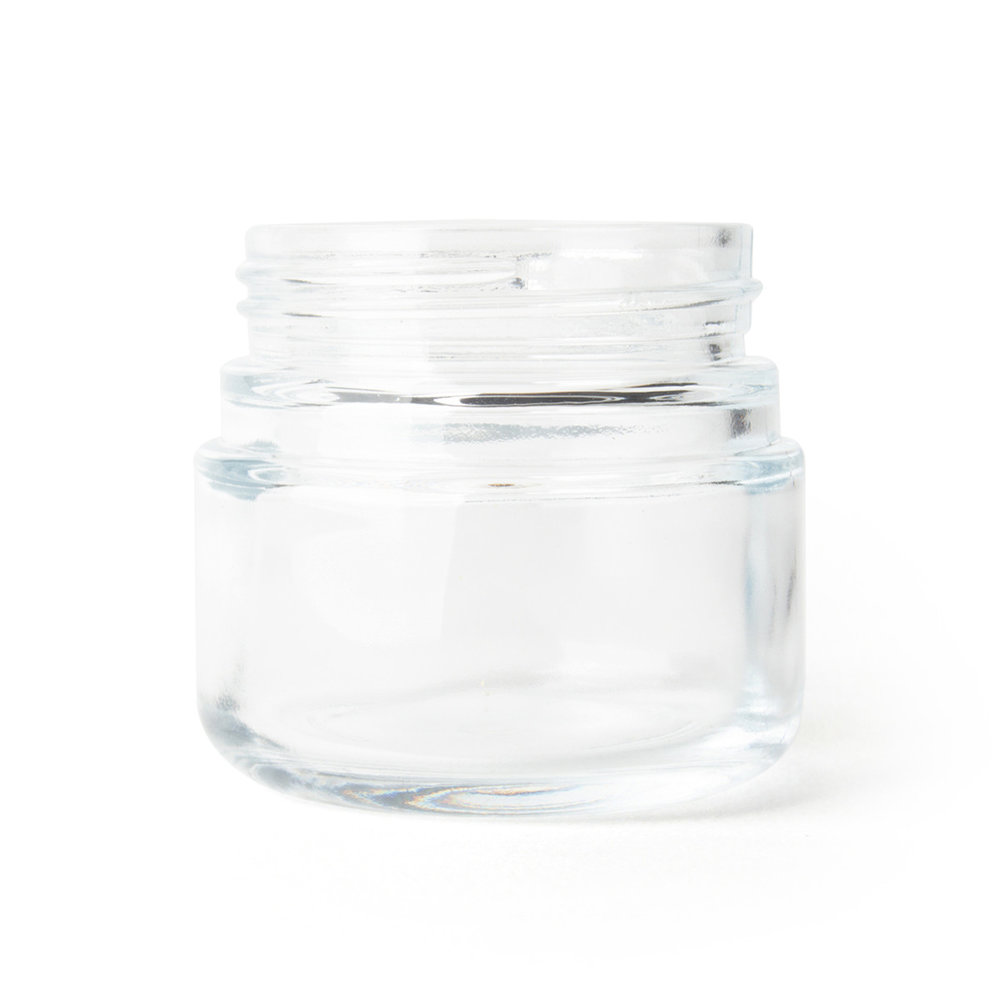 Glass Reserve Jars   2oz (80 qty) - $42.99 ($0.54/unit)  3oz (80 qty) - $43.99 ($0.55/unit)  5oz (80 qty) - $45.99 ($0.57/unit)