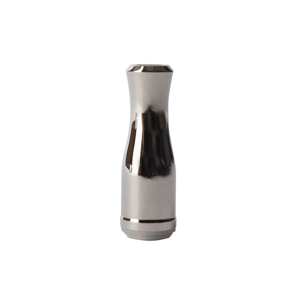 Round Metal Mouthpiece for Glass CCELL Cartridges   (200 qty) - $100.00 ($0.50/unit)  Minimum order = 1200 units