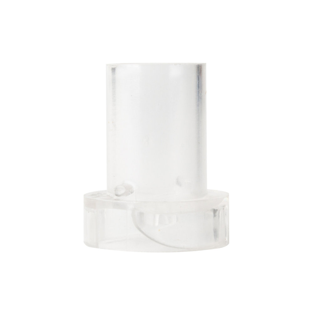 0.5ml or 1.0mm Child Resistant Clear Vape Capsule Base only   (100 qty) - $12.99