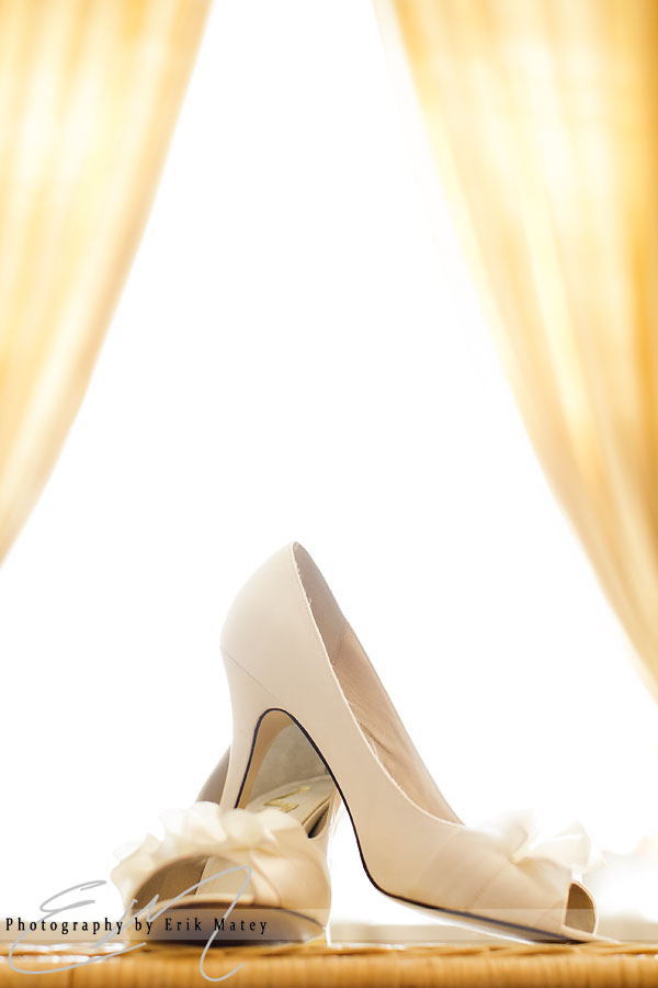 brides weddings shoes
