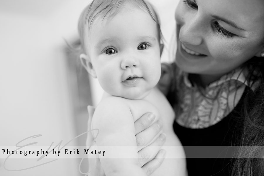 Bucks County baby photographer