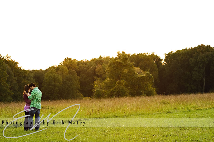 Bucks County Engagement Session