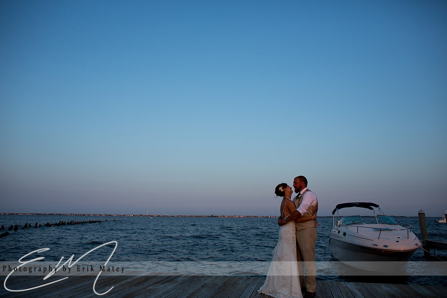 Waters Edge Wedding