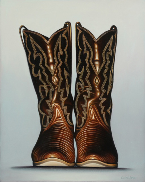 His Dress Boots (Allen Fletcher, born 1909)