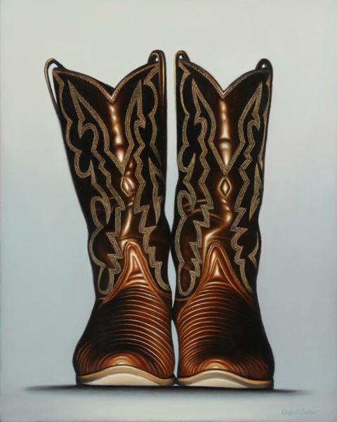 His Dress Boots (Allen Fletcher, born 1909)