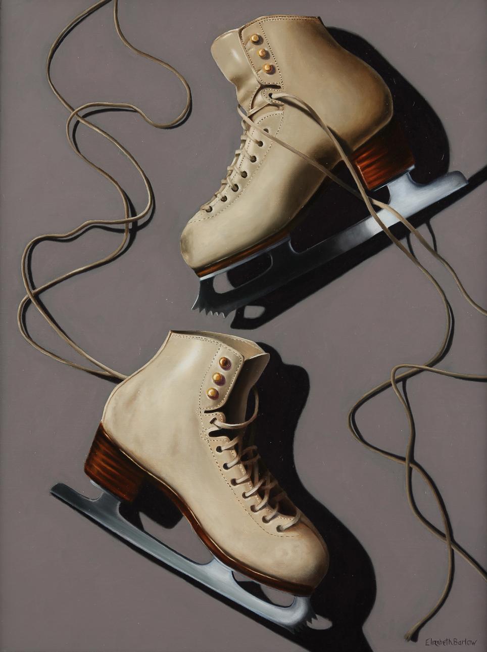 Portrait of a Figure Skater