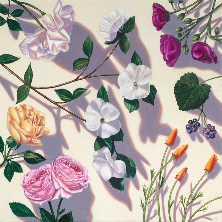 Portrait of Khristine's Garden