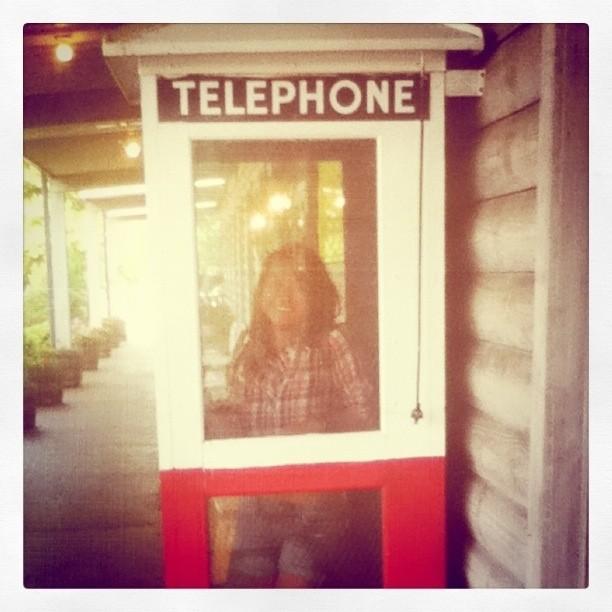 At Loretta Lynns in Hurricane Mills, TN (Taken with instagram)