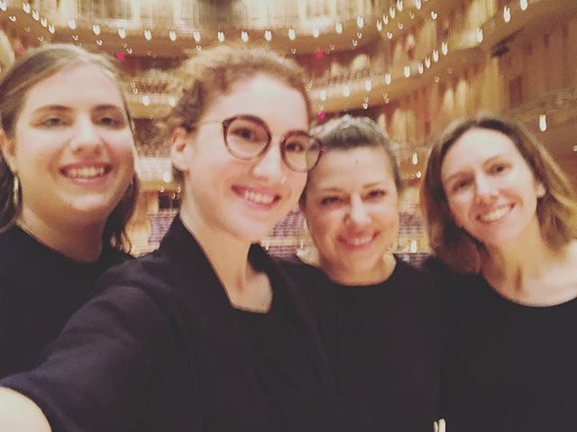 We are having a blast at the Strathmore with @goran_bregovic_official and the band. 💛thanks to @strathmorearts for inviting us along!