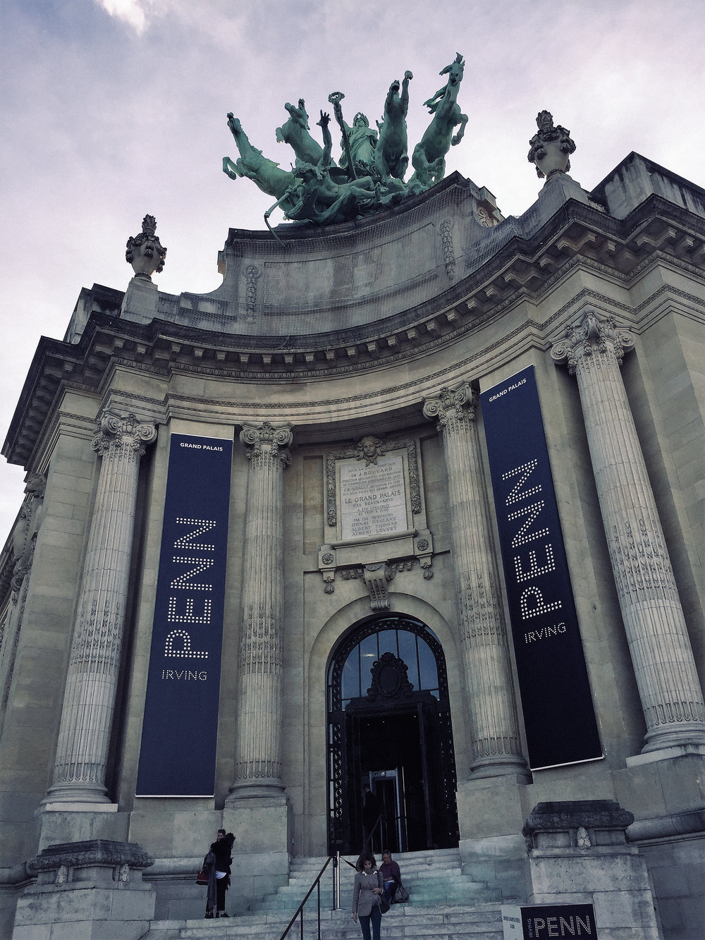 Centenary Exhibition - Grand Palais Paris - September 21. 2017 - January 29. 2018