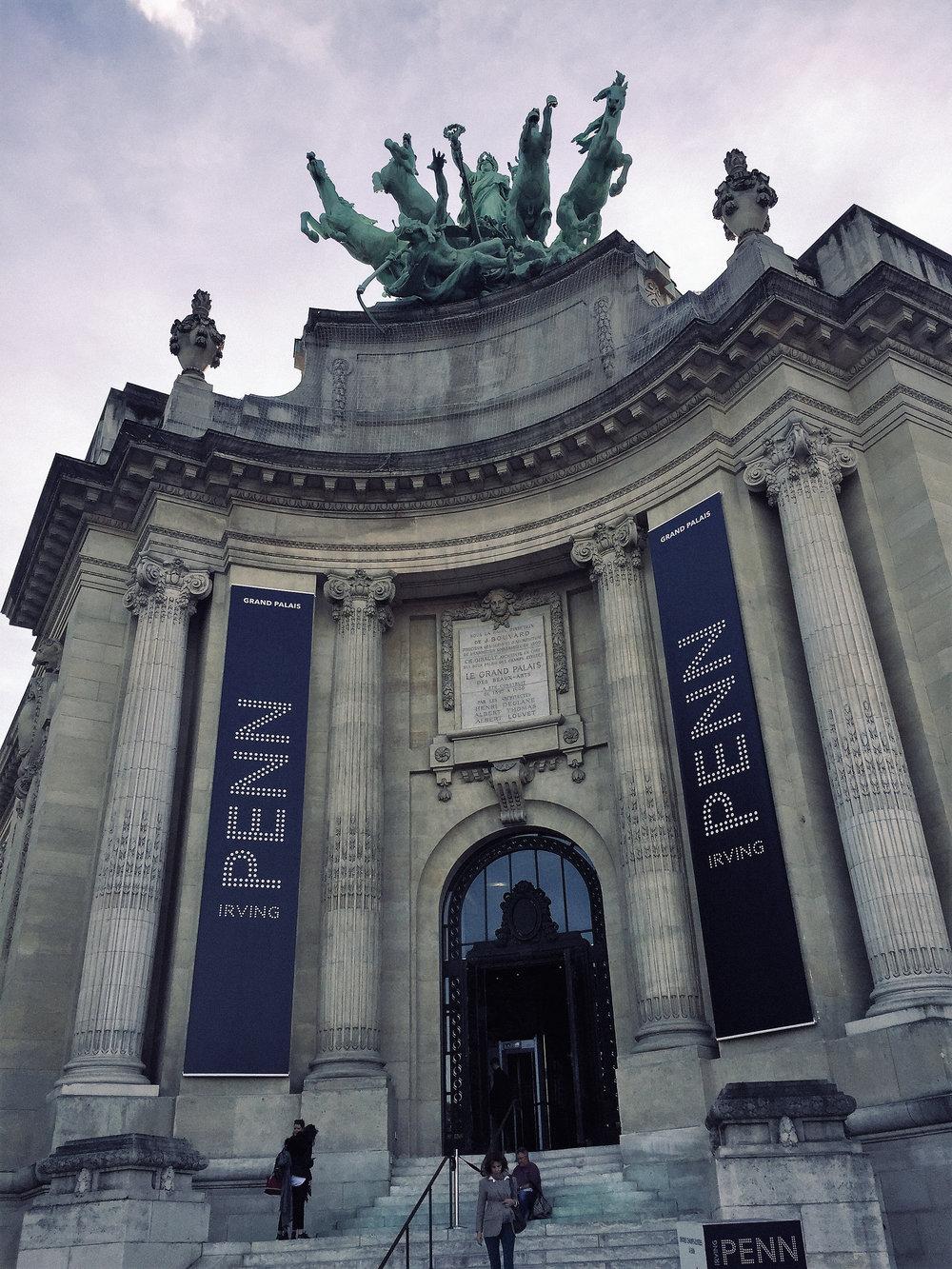 Centenary Exhibition - Grand Palais Paris - September 21. 2017 - January 29. 2018