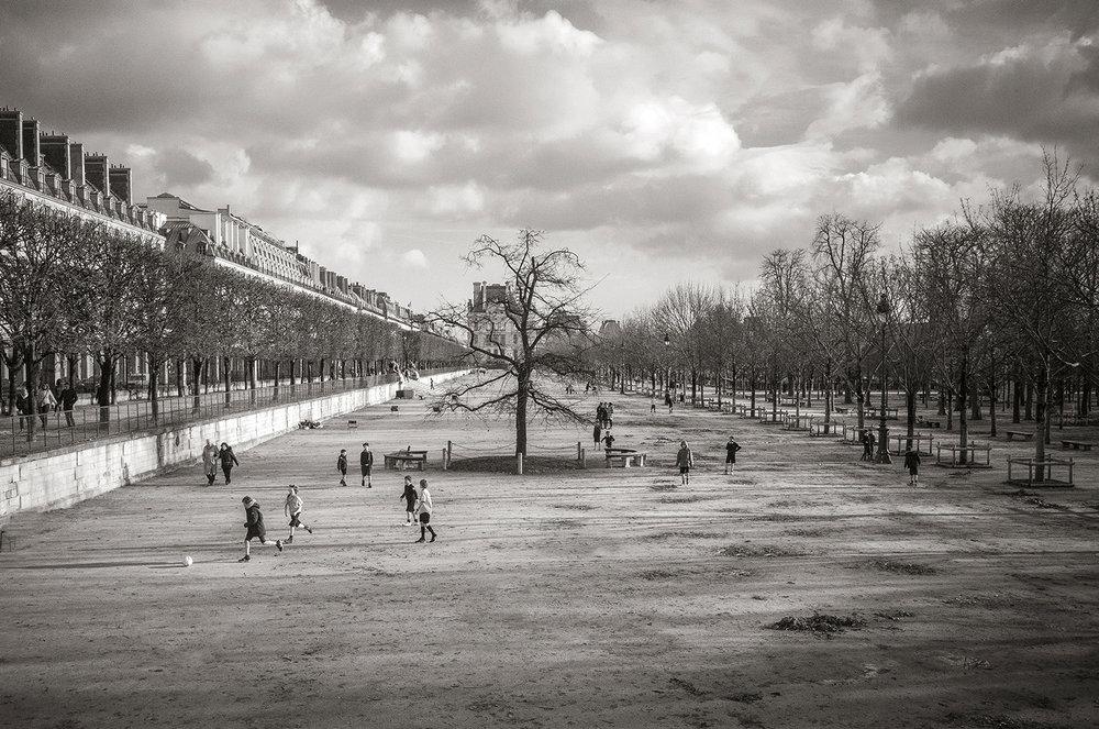 Paris.December 2017 -