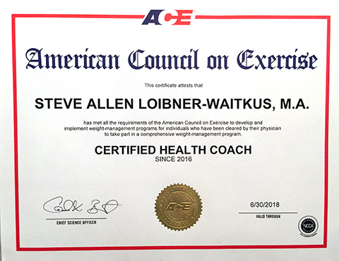 Personal Trainer Certifications & Education — Allen\'s Gym Bunnies