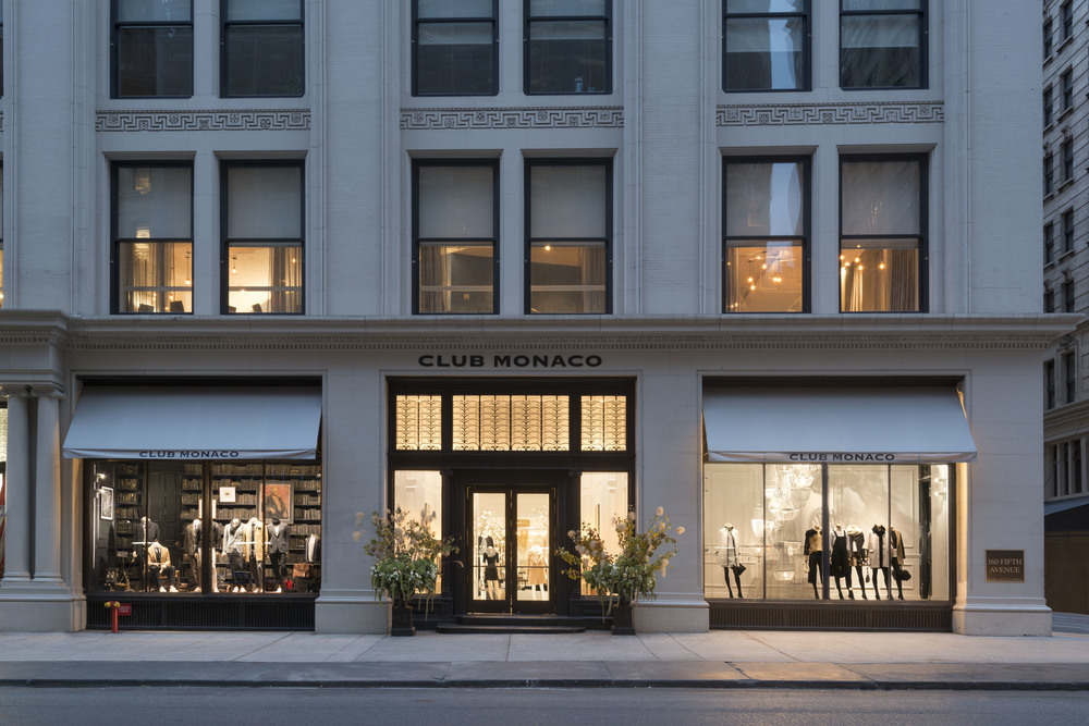 Style In Store: Why You Will Want To Move Into Club Monaco - Stylebeat