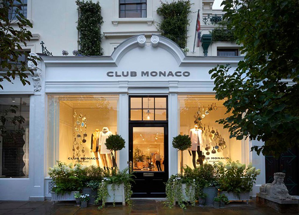Club Monaco - Westbourne Grove, London